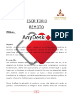 Manual de Anydesk