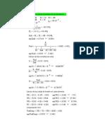 calculos iniciales