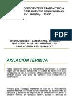 TEORICA Alternativa - Clase Térmica Nivel CII - NOTTOLI
