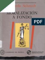 Libro Moralizacic3b3n a Fondo