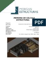 Memoria de Cálculo CAC