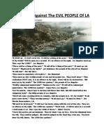 Prophecies Against The EVIL PEOPLE Of LA.pdf