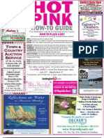 The Saratogian's Hot Pink Sheet
