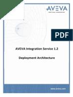 AVEVA Integration Service Deployment Architecture