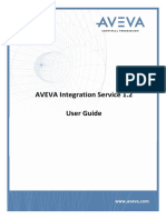 AVEVA Integration Service UserGuide