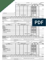 DepEd Form 137 Excel Format