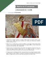 La Vida de María en 8 Escenas.