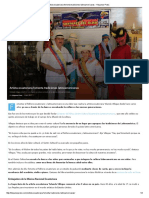 Artista Ecuatoriana Fomenta Tradiciones Latinoamericanas - Hispanos Press