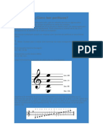 Leer Partituras de Violín en 4 Pasos