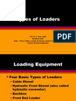4 Types of Loaders Caterpillar