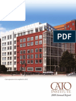 Cato Annual Report 2009