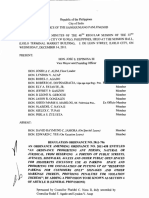 Iloilo City Regulation Ordinance 2011-796