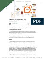 Gestión de Proyectos Ágil _ Javier Orellana _ Pulse _ LinkedIn