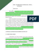 Resumo de Estudo - Materiais II