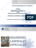 Regimen Especial Construcion Civil Derecho Laboral Peruano
