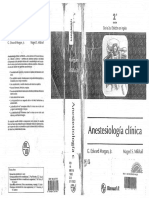 Anestesiologia Clinica Morgan