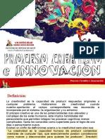 Proceso Creativo e Innovación