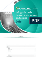 Infografia de La Industria Del Acero en-mexico 2016