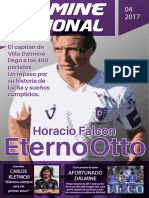 Dalmine Nacional Revista Abril 2017