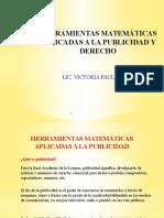 Herramientas Matematicas Aplicas Al Derecho