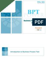 Business Process Testing BASIC