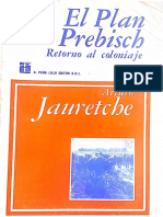 Arturo Jauretche - El Plan Prebisch Retorno Al Coloniaje