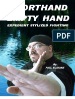 Shorthand Empty Hand by Phil Elmore (Second Edition)