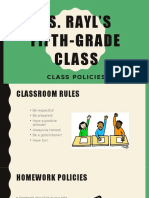 enhanced parent presentation - technology for teachers