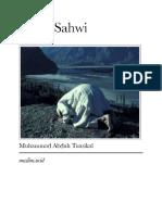 Sujud Sahwi