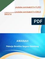 Unit 2 Amanah