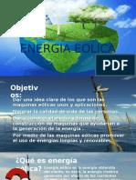 Exposicion de Energia Eolica