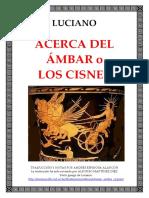 Luciano - Acerca Del Ambar o Los Cisnes
