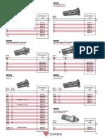 [Covasa] [Adaptadores y Componentes Hidraulicos] [05] Tornillos y Esfericos