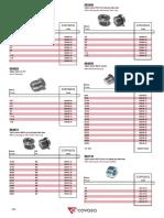 [Covasa] [Adaptadores y Componentes Hidraulicos] [06] Tapones, Soldables y Arandelas