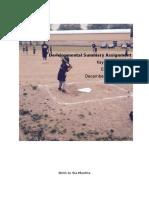 developmental summary assignment  3