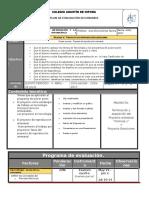 Plan y Prog de Evaluac 1o 5BLOQUE 16 17