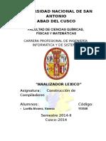 Proyecto Lavilla Vanesa