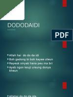 Dododaidi