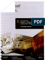 Autodesk Robot Structural Analysis Training Manual.pdf