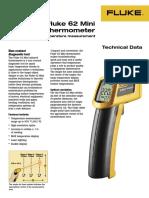 Fluke_62 Mini Infrared Thermometer