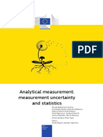 Analytical Measurement Uncertainty