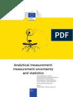Analytical Measurement Uncertainty