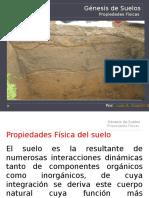 C11. Propoiedades Físisca de Los Suelos