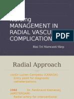Radial Vascular Complication - Rini Tri Marwanti