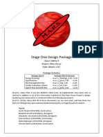 design package m a r s  group a3 2fa4