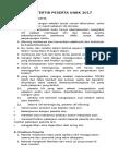 Tata Tertib Peserta Simulasi II Unbk 2017