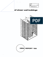 Design of Shear Wall Buildings
