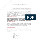 Taller de Cinematica 1D-2D (1)