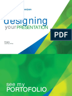 Designing Your Presentation
