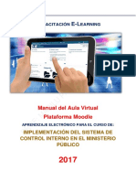 Tutorial Del Aula Virtual - Moodle
